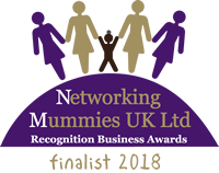 Finalist in the Networking Mummies UK Ltd Business Awards 2018