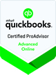 QuickBooks Advanced certification