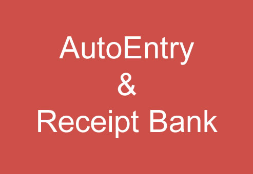 AutoEntry and Receipt Bank